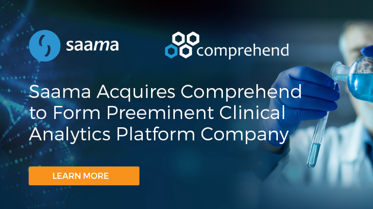 Saama - View Your Data Differently - Faster Trials, Deeper