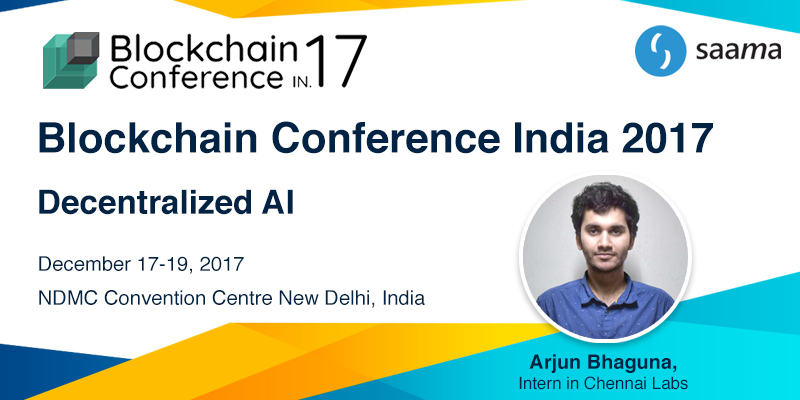 Blockchain Conference India 2017