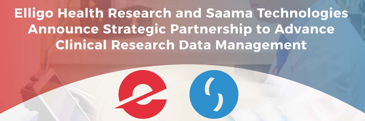 Elligo and Saama Partnership