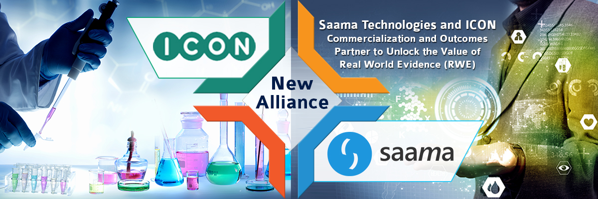 Saama Technologies and ICON